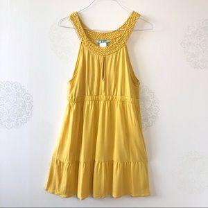 Sunshine Marciano Silk Dress